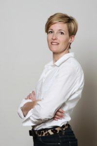 Portrait Claire Grigy - Gastro-entérologues